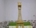 埃菲尔铁塔纯手工艺品