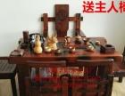 实木家具办公桌茶桌椅子老船木客厅家具沙发茶几茶台餐桌案台