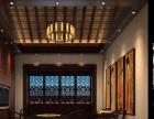 代画唐人街池馆室内设计概念方案设计