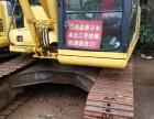 济宁个人一手新款小松120-6EO挖掘机整车原版,性能可靠