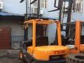 菏泽二手叉车合力3吨叉车、杭州叉车低价转让 保修一年