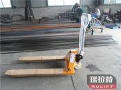 供应泰州质量好的手动液压搬运车-北京物流搬运车