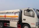 厂家直销危险品铝合金半挂油罐车1年200万公里8.6万