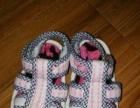 出售全新纯手工宝宝软底布鞋