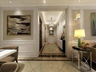融创凡尔赛联排别墅装修在建工地 天古设计师周天雁简美作品