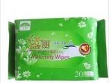 开丽 女性湿巾 产妇专用卫生湿巾 20片