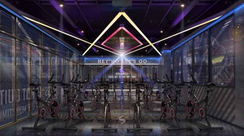 通州武夷花园最大的健身房马上开业,售卡五折