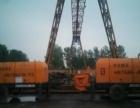 出售三台混凝土拖泵车