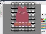 出售羊毛衫方格纸画图嵌花设计软件,送教程