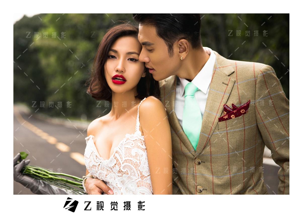 洛阳婚纱照首选Z视觉摄影工作室