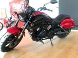 长春摩托车摩瑞MV800摩瑞机车火灵骑士