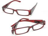 最新款 LED老花镜 带灯花镜 LED眼镜 LED带灯老花眼镜