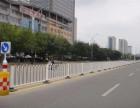 郑州安麦斯 道路护栏厂家 马路隔离栏 施工安装