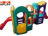 专业厂家生产批发幼儿园玩具、幼儿园组合滑梯 质量保证 支持定制