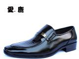 批发 漆光皮真皮皮鞋 正装皮鞋 男士皮鞋 低价真皮男鞋 广州鞋