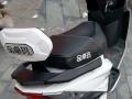 全新新款尚领白色大款踏板电动车