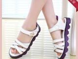 童升童鞋 2015夏季新款 儿童时尚凉鞋 魔术贴女童鞋 批发 6