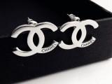 经典韩国高档饰品批发双C字母防过敏耳钉耳环高端精致款品质保证