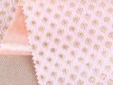 现货2939高档股线有光复合蕾丝 高档女装外套连衣裙蕾丝面料