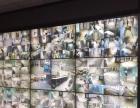 泉州高清监控安装网络布线背景音乐报警系统拼接屏