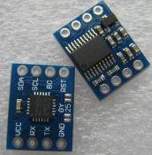 倾斜度角度传感器模块 MPU-6050模块