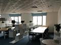 新装修 麓谷企业广场273平配全套办公家具、空调