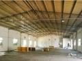 高速路口附近独院钢构1500平米厂房出租,可做仓库