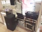 郑州专业出租舞台音响 暖场活动 会议会展用单/双15寸音箱