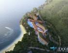 珠海建筑景观动画 三维景观动画 景观建筑动画