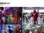 魔术演出 欢乐小丑 气球装饰 国粹变脸 活动策划