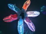 七彩发光鞋 发光鞋