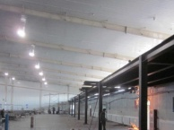 钢结构二层;钢结构楼梯;钢结构厂库房;坡屋顶;阁楼