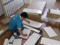 实木地板划痕维修、地板起鼓维修、旧地板拆装