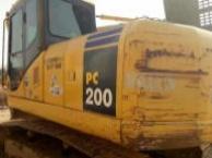 小松 PC200-7 挖掘机         (买二手挖机到昆山