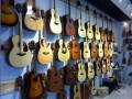 琴行倒闭,卡马吉他tom尤克里里初学者二手全新单板木吉他配件