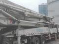 转让 混凝土泵车三一重工39米泵车 中联重科