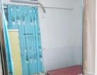 床位出租15元/天包水电宽带,有一房一厅出租可短租