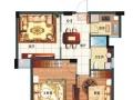 景城名郡两房两厅 精装好地段!!!