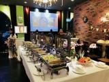 惠州工厂年会订餐,自助餐外卖上门大盆菜包办上门现场做围餐酒席