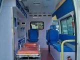 无锡重症监护救护车出租