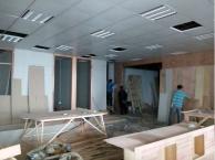 静安区二手房老房装修 厨房卫生间改造翻新 粉墙