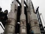二手双效2吨蒸发器多效降膜蒸发器