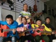虎门暑假乐器培训班,虎门暑假吉他速成培训班