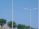 led路灯庭院景观照明灯具道路高杆投光灯路灯承接亮化工程