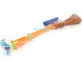 新品升级投影枪 可调八款图 超级闪光语音枪 电动枪玩具