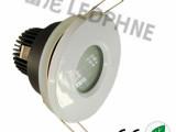 【厂家推荐】富尼嵌入式LED浴室灯走廊天花灯筒灯8W12w CO