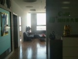 急租花果园美容办公室152m带家具拎包办公