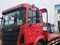 转让 平板运输车150挖掘机平板运输车价格配置