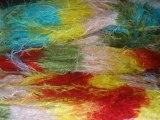 钩编机 花式纱 特种纱线 2公分 4公分 5.8公分 涤纶羽毛纱