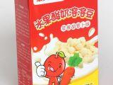 康贝多维水果酸奶溶溶豆苹果胡萝卜味 宝宝辅食 健康零食